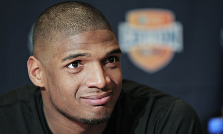 Michael Sam                  Source: Brandon Wade