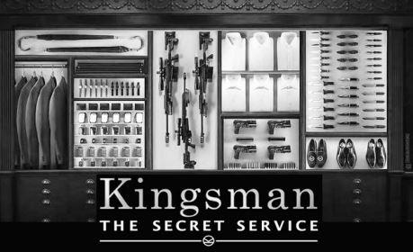 Movie poster for Kingman