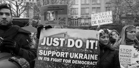 Ukraine Demonstration Source: Magnus Manske