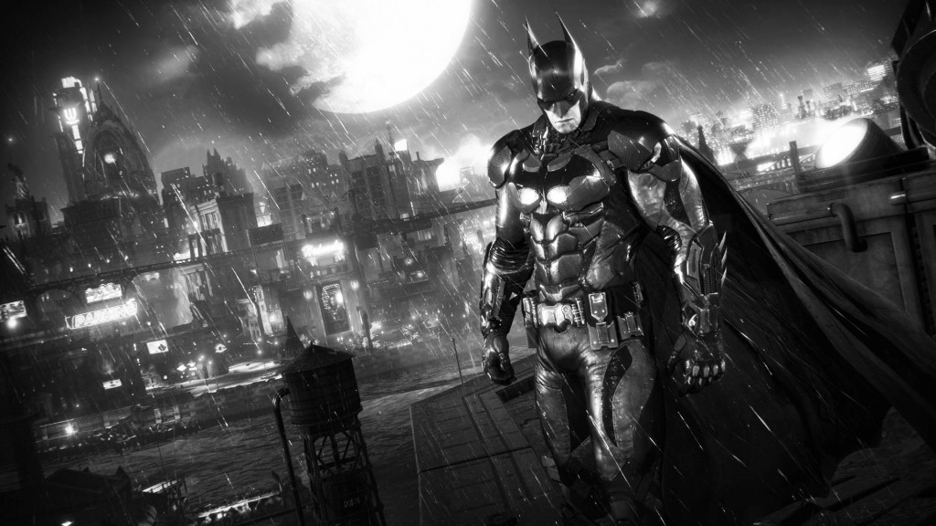 Screenshot from Batman: Arkham Knight