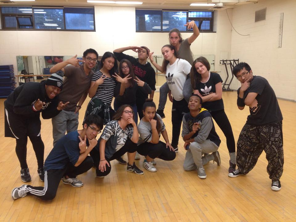 JAC's Dance Club Photo courtesy of Maria Jose Salcedo