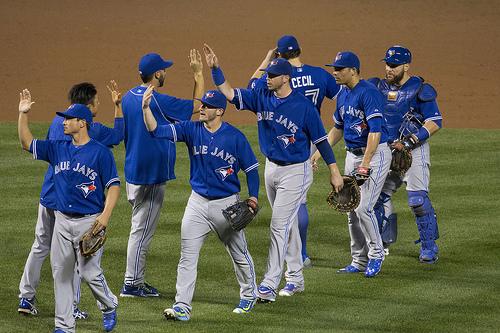 The Toronto Blue Jays Source: Flickr