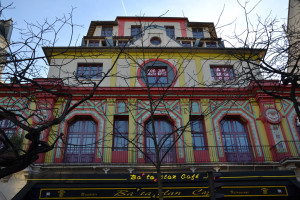 The Bataclan Concert Hall in Paris. Source: Flickr