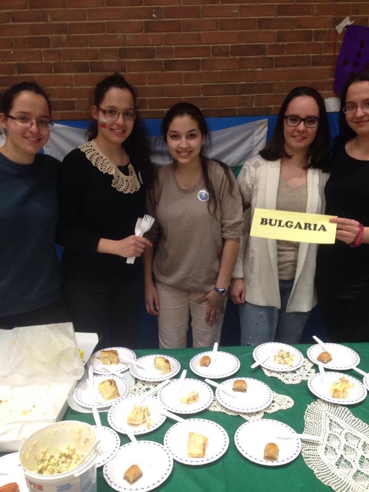 Photo courtesy of Student Activities JAC Around The World 2015
