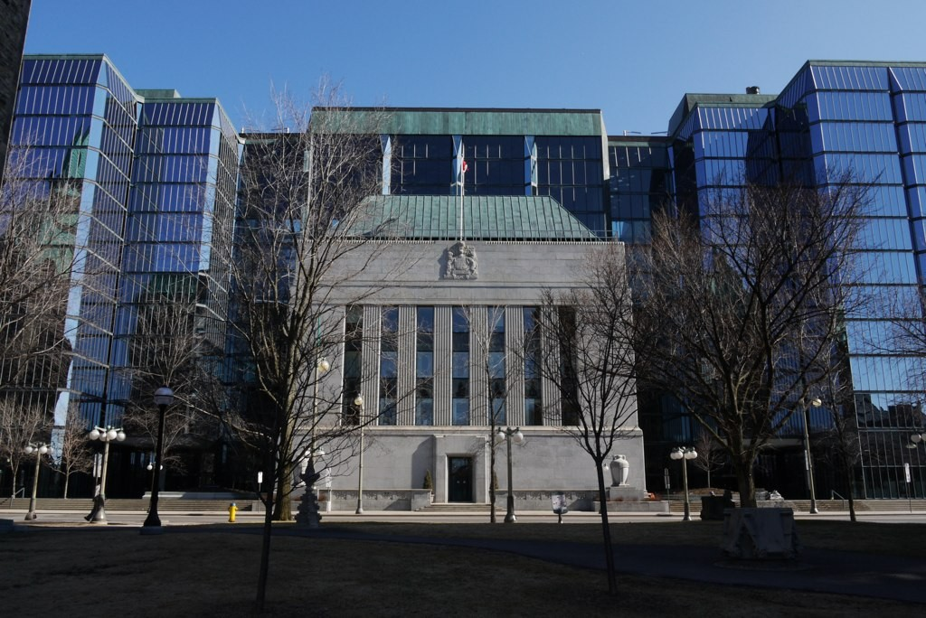 Bank of Canada Building. Source: Wikimedia