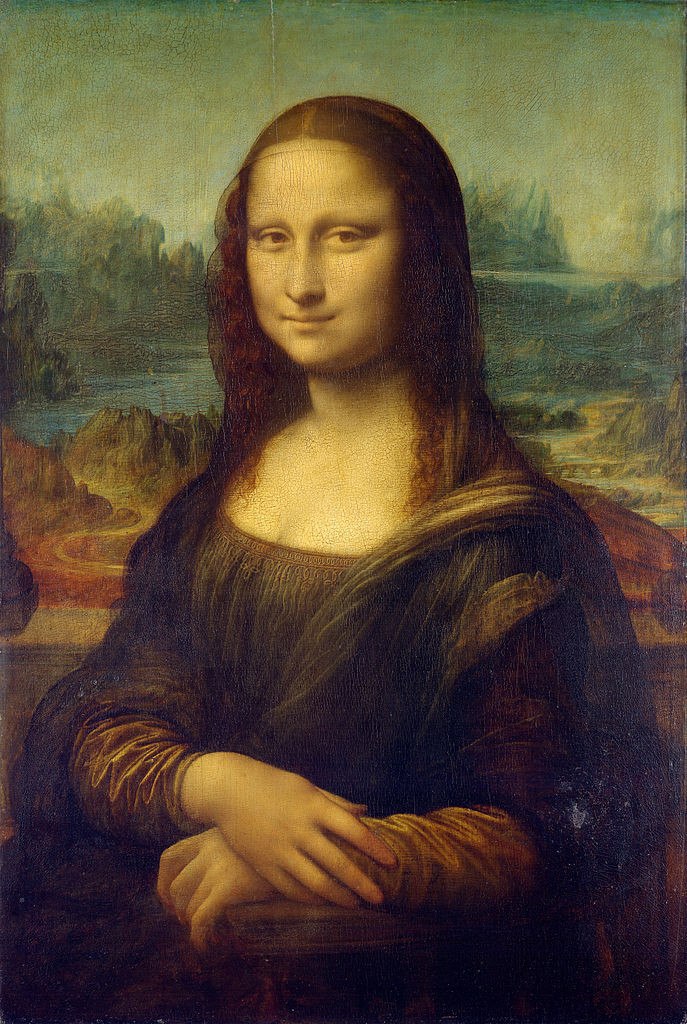 Mona Lisa Color