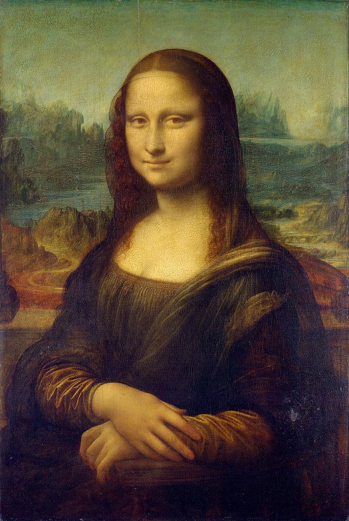 Mona Lisa Color