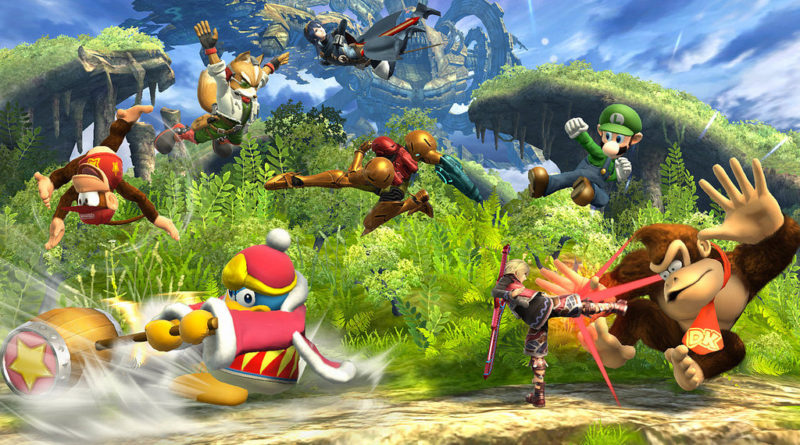 Smash Bros  Ultimate – Newcomer Speculation – Bandersnatch