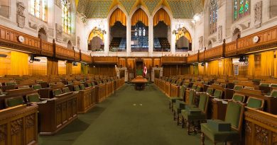 An Example of Systemic Racism in Our House of Commons