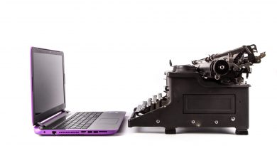 Typewriters to Laptops